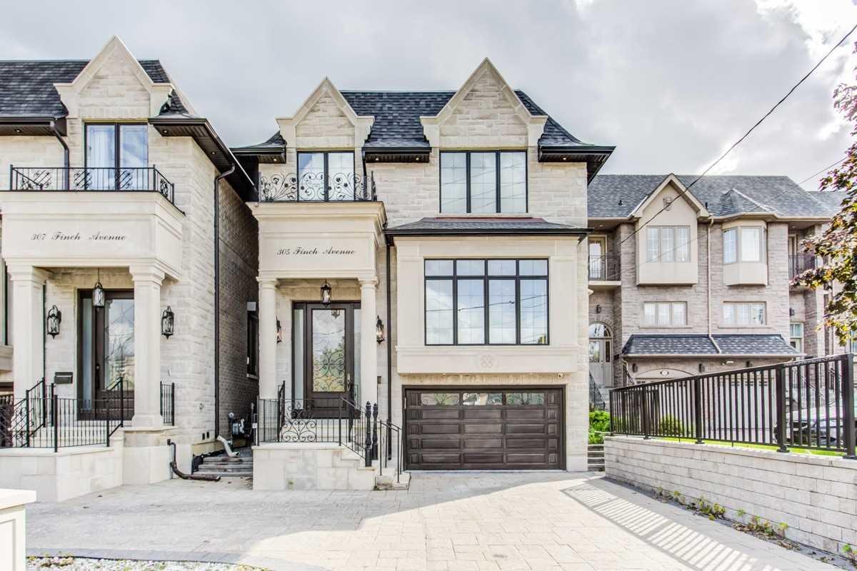 305 Finch Ave E - C4935105 - $1,999,000