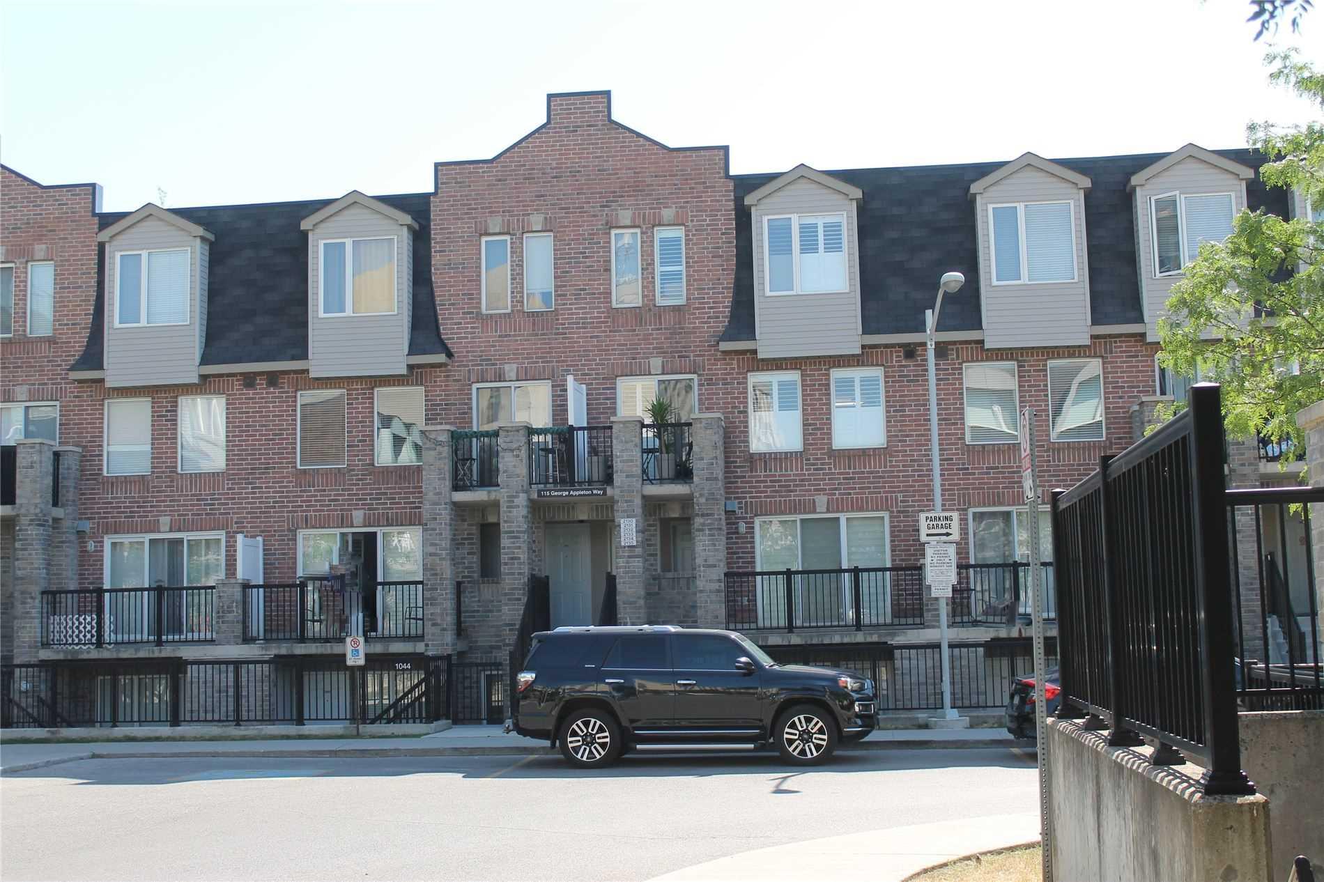 115 George Appleton Way, Toronto -