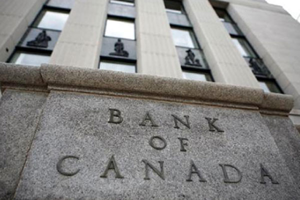 Bank of Canada: Key interest rate cut to lowest level