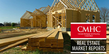 Canadian housing starts trend decreased in May