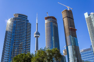 Toronto condo apartment sales gained at the end of 2019