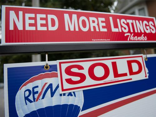 Sold Remax