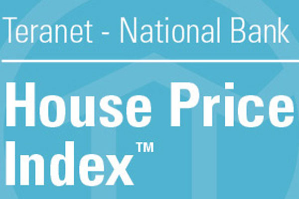 Teranet-National Bank data points to decline in home prices