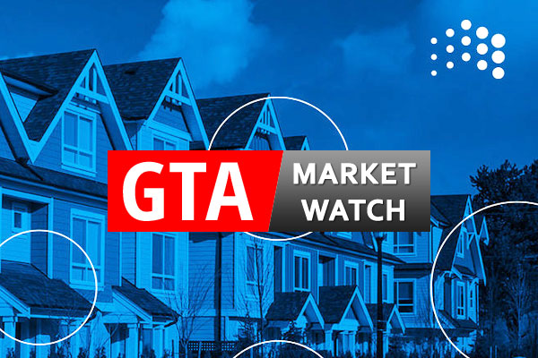 TREB Releases Monthly Market Figures Reported By GTA REALTORS®