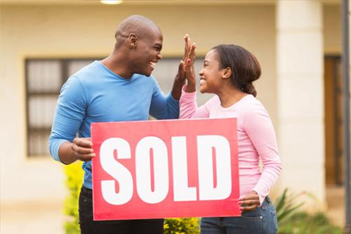 Cheerful Home Buyers