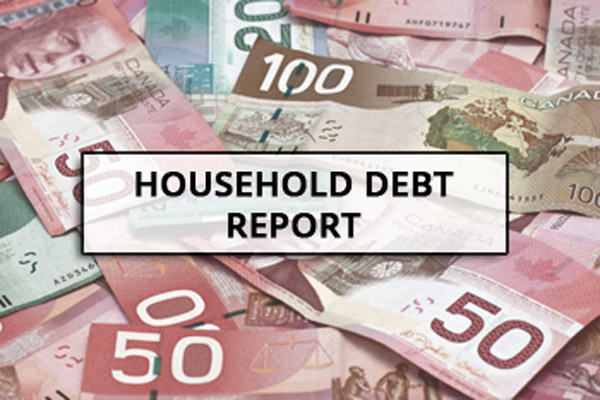 Canadian Household Debt Growth Slows Down