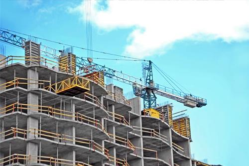 Investment in residential construction was flat in January
