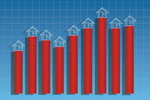 12-month housing market downturn risk remains low