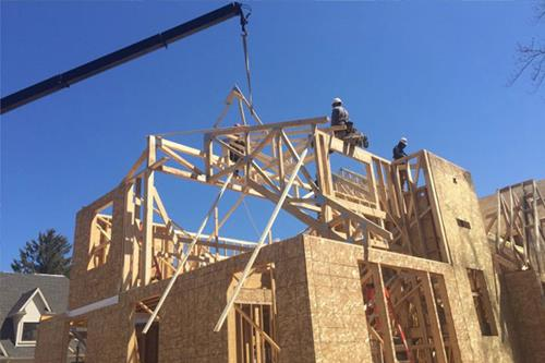 Canadian housing starts trended higher in July