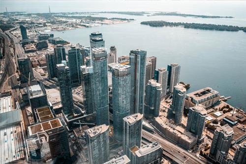 Toronto: Canada's tech hub is literally booming
