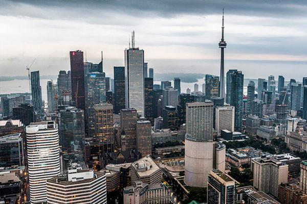 Toronto is among the 10 most valuable city brands in the world