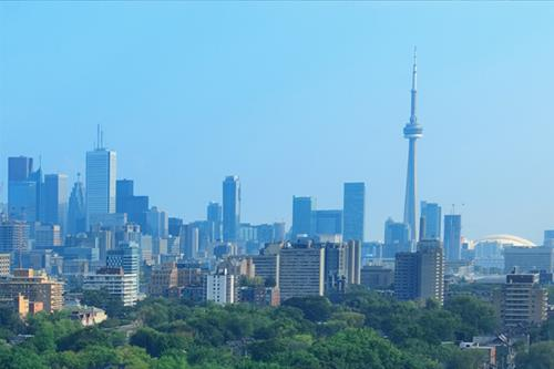 Toronto recognized among world's leading tech cities
