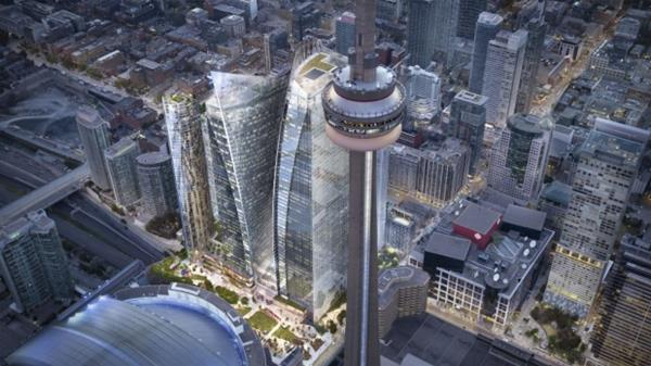 Hudson Yards developer plans one of Canada's biggest projects in Downtown Toronto